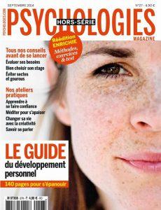 psychologies magazine sophrologie