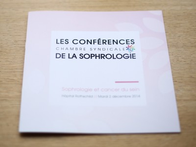 Conf cancer du sein sophrologie 2015