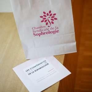 Brochure conférence sophrologie