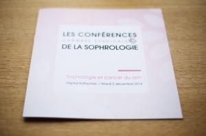 Brochure Sophrologie et cancer du sein