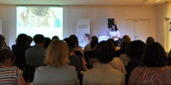 sophrologie et acouphènes conférence