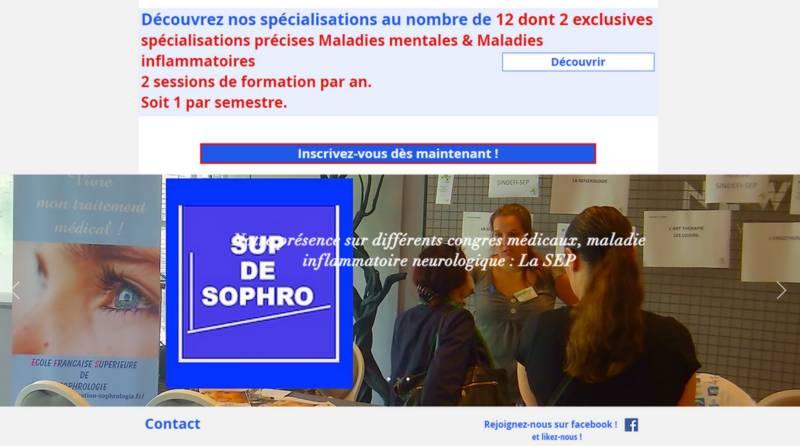 Poids plume – Ecole française supérieure de sophrologie (EFSS)