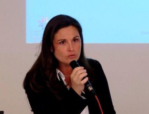 Catherine Aliotta, Présidente de la Chambre consultée par l'INSERM