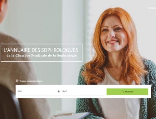 Nouvel annuaire : une visibilité en plus pour les Sophrologues de France